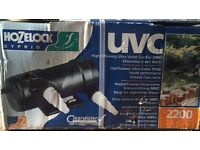 Hozelock uv clarifier brand new 5 watt