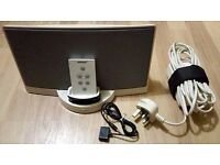 Bose Sound Dock Series 1 (White) - Digital Music System For Ipod & Iphone 4