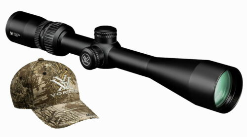 Vortex Sonora 4-12x44 Rifle Scope, Dead Hold BDC w/Cap  SON-412 Copperhead