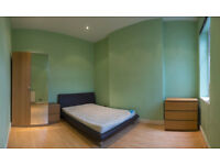 Double Rooms to let in Large Victorian House, all Bills included, Whalley, Range Alexander Park