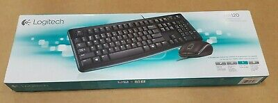 Logitech MK120 920-002565 Wired Keyboard NO MOUSE