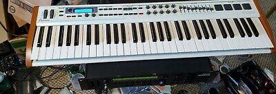 KORG M1R W/MIDI KEYBOARD & CARDS