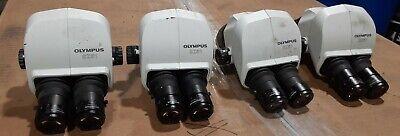 Used Olympus Sz61 Stereo Zoom Microscope