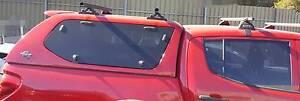 NEAR NEW MITSUBISHI MN TRITON DUAL CAB FLEXISPORTS CANOPY Yagoona Bankstown Area Preview