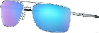 Oakley GAUGE 8 M Sunglasses OO4124-1057 Matte Lead Frame W/ PRIZM Sapphire Lens tweedehands  verschepen naar Netherlands
