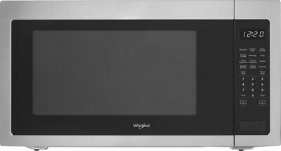 Whirlpool 2.2 Cu. Ft. Microwave with Sensor Cooking - Stainless steel (IL/RT6...