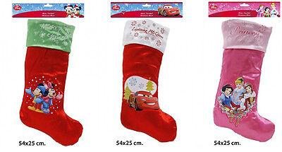 Disney Cars Princess Mickey/Minnie Weihnachtssocke/-Stiefel Nikolausstiefel ()