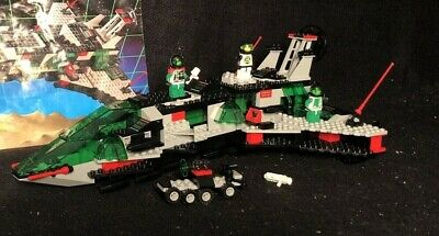 LEGO #6984 Galactic Mediator Space Police 2 COMPLETE with Instructions