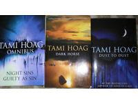 Tami Hoag books, £1 - £2 each
