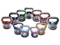 Kettelbells Fitness Training Kettlebells with FREE Kettlebell workout DVD