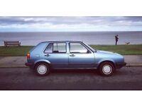 Volkswagen Golf mark 2 CL Auto - 1990