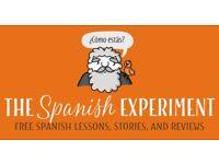 Spanish lessons with Spanish native speaker
