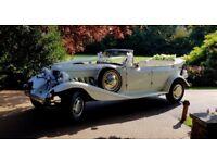 Classic Wedding Car Hire