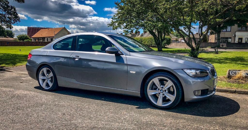 BMW E92 325i Performance Exhaust Manual Grey not 320i 330i 335i 320d 330d  335d M3 | in Buckhaven, Fife | Gumtree