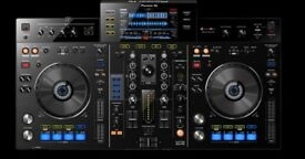 Pioneer XDJ RX with Case