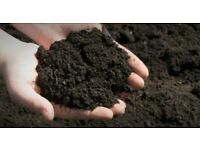 Top soil ( sand soil and compost) mix
