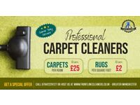 Professional Carpet and Upholstery Cleaning Services