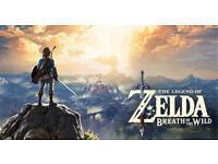 Swap my Zelda for MarioKart - nintendo Switch