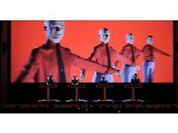 Kraftwerk royal Albert hall