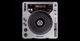 Broken pioneer cdj 800