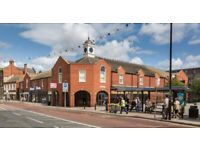 Excellent location for cafe/Indian/Italian/Chinese takeaway in popular shopping centre!