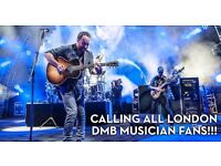 Dave Matthews Band tribute looking for a great bass player!
