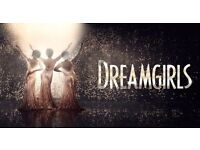 Dreamgirls Theatre Tickets x 2 for April 15th 7.30pm