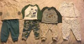 6-9 months outfit bundle