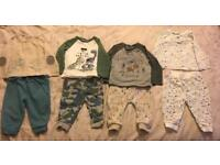 6-9 months outfit bundle