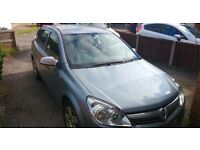 Vauxhall Astra, 1.6 l, 57 plate