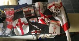 Wholesale lot of England merchandise rrp over 10k