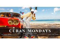 Cuban Mondays