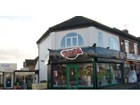 TO LET ON THE BUSY WASHWOOD HEATH ROAD OFFICE USE ACCOUNTANTS, SOLICITORS HAIR BEAUTY SALON ETC