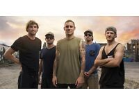 2 x PARKWAY DRIVE UNBREAKABLE TOUR TICKETS (w/ Asking Alexandria) Cardiff Great Hall, 11/04/17, 7PM