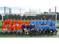 Goalkeeper Wanted Men's 11 a side Football Team. JOIN LONDON FOOTBALL TEAM
