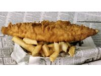 POSH FISH & CHIPS SHOP FOR SALE