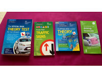 Complete Driving Test Kit - Books and DVD