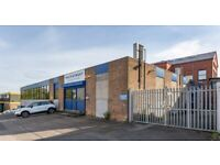 TO LET INDUSTRIAL UNIT / COMMERCIAL WORKSHOP / STORAGE SPACE - NEW BASFORD, NOTTINGHAM, NG7 7HS