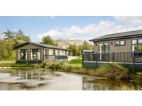 Caravan Park Booking in Lake District - 4Nights - 3 Bedroom - HALF PRICE!! (Darwin Escapes modern)