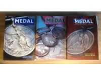 X3 Medal Yearbooks 2007/2013/2015 (X1 Hardback & X2 Softbacks)