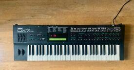 Yamaha DX7 II FD 80's FM Synthesizer