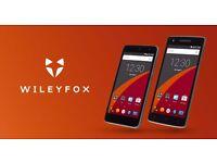 Sim Free Wileyfox Swift Smartphone - Black - Dual SIM