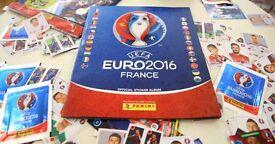 Panini Euro 2016 Sticker Swaps - *** Further Update ***