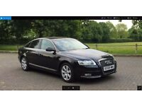 2009 Audi A6 Saloon 2.0 TDI e SE,Full Service History, P/X WELCOME