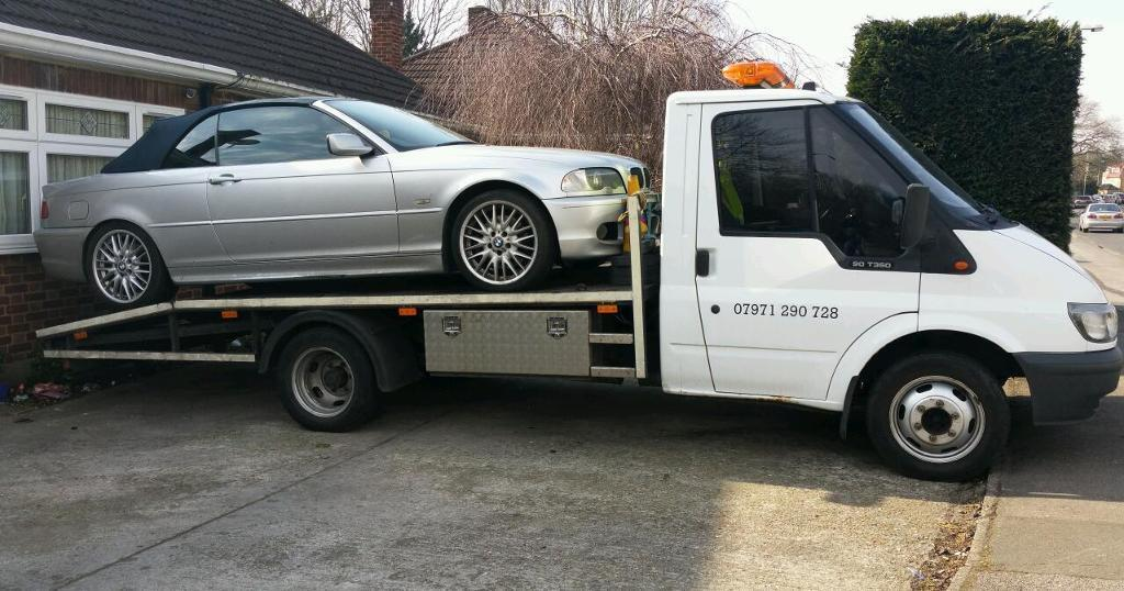 Scrap my Car/Van Unwanted & Non Runners bought for cash + Recovery ...