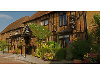 Assistant/Duty Manager Required at The Old Manor