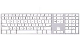 Apple A1243 Aluminium USB UK Keyboard