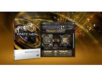 Native Instruments Kinetic Metal Audio VST Software