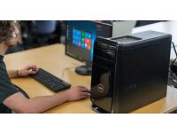 DELL XPS 8900 GAMING PC - Intel® Core™ i7-6700, GTX 960, 256GB SSD + 2TB HDD, Windows 10