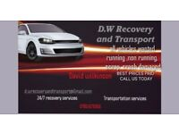 D.W RECOVERY AND TRANSPORT